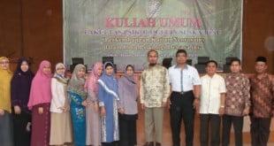 KULIAH UMUM SEMESTER GENAP  Fakultas Psiko  T.A 2014/2015